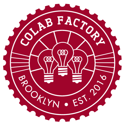Colab Factory Brooklyn Logo Design