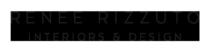 Renee Rizzuto Logo Design